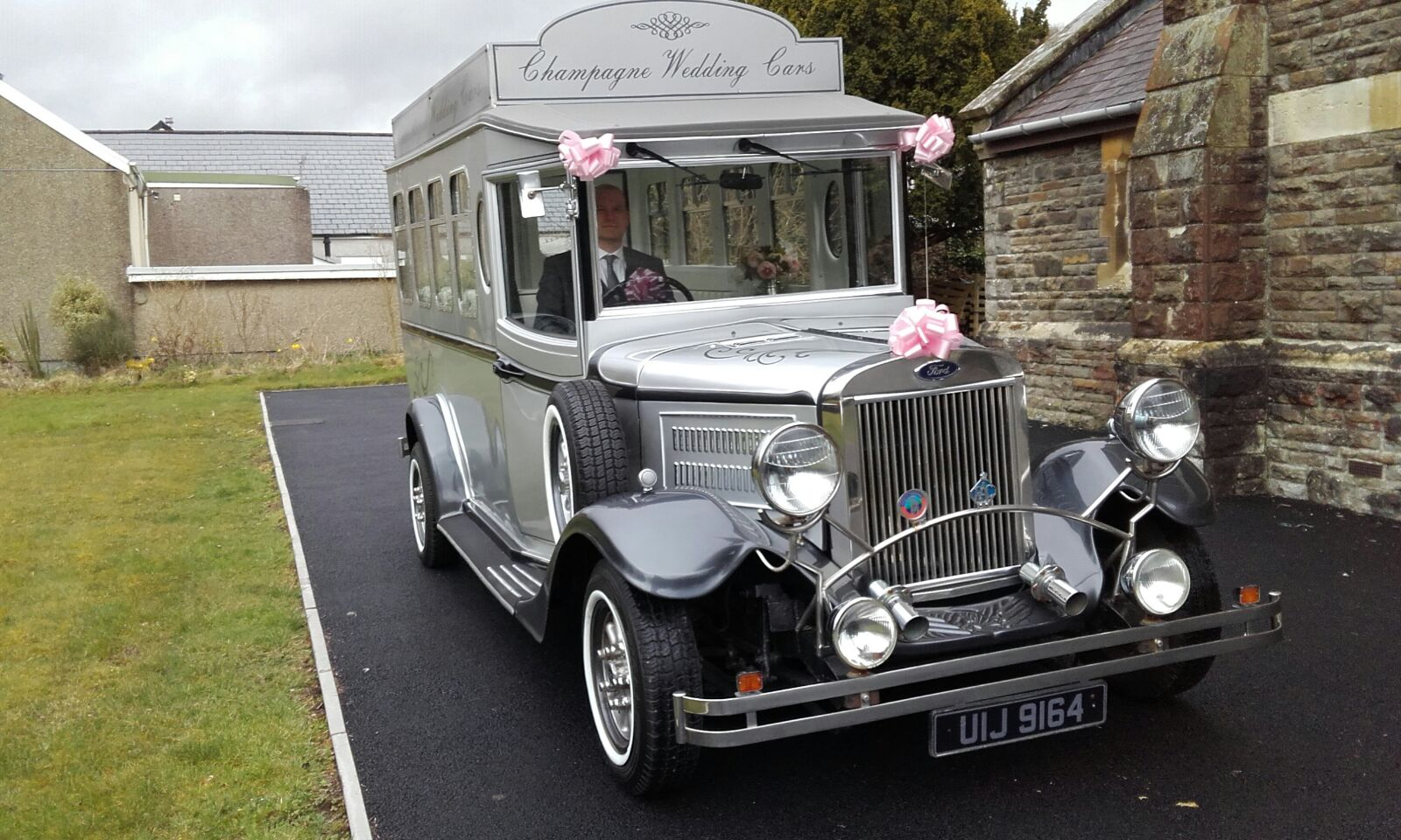 Maurice Wedding Car