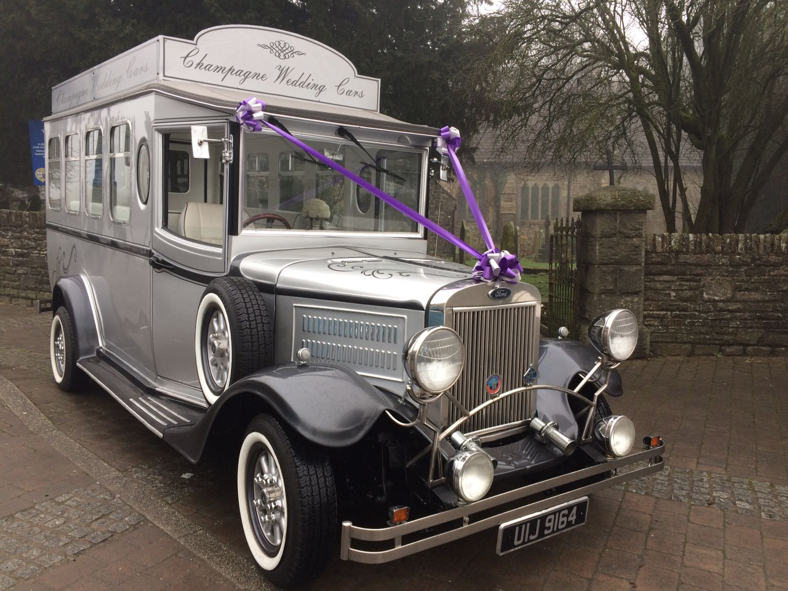 Maurice Wedding Car Hire