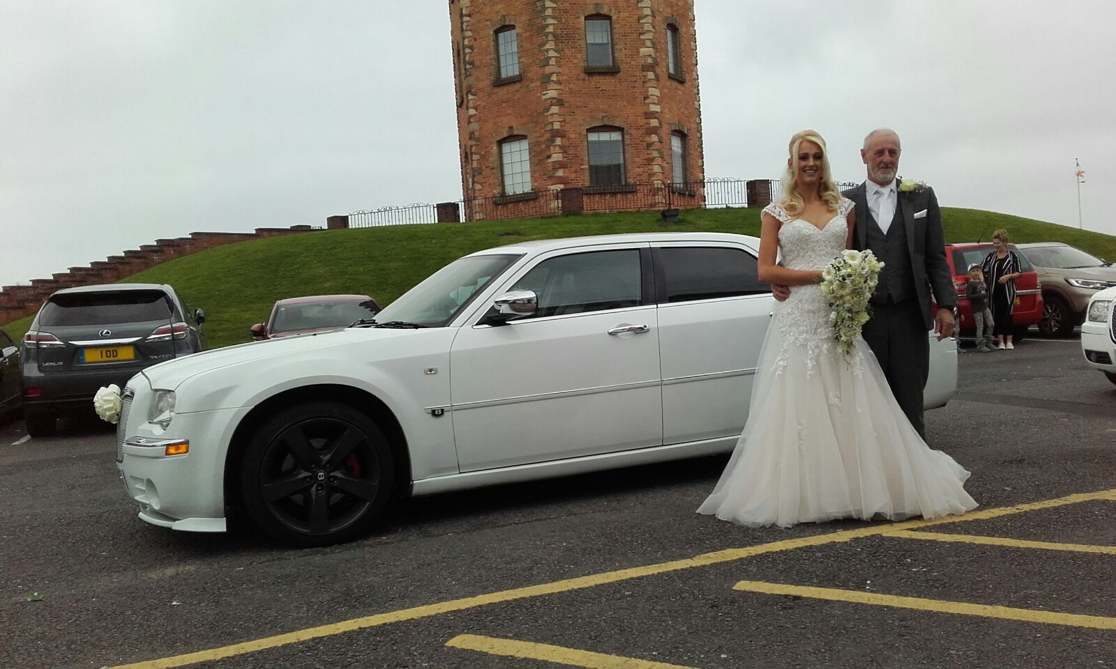 Baby Bentley Wedding Car Hire