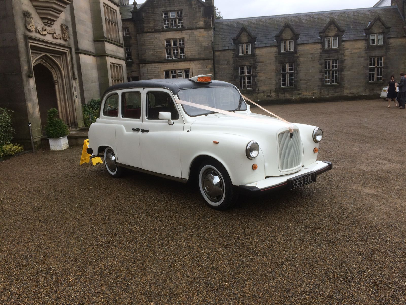 London Taxi Wedding Car